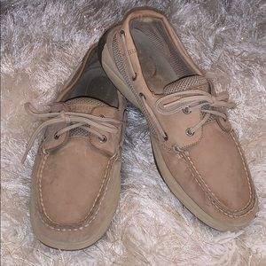 Sperry Top-Sider 9774829 CH196 Ladies Tan 9W